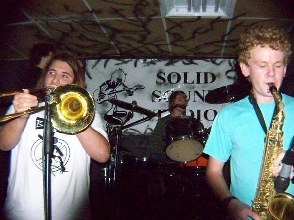 skamericans Listen: The Skamericans