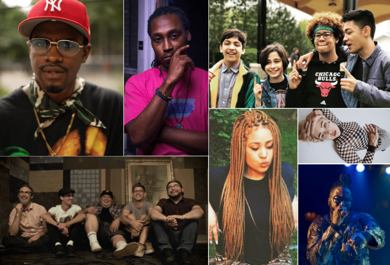 vans collage 10 Finalists Announced for Vans Inaugural Share The Stage Competition