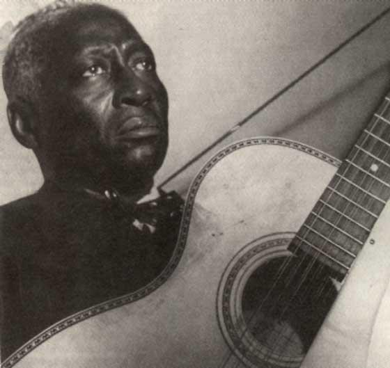 leadbelly Black History Month Spotlight: Something about the Blues