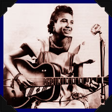 memphis minnie Black History Month Spotlight: Something about the Blues
