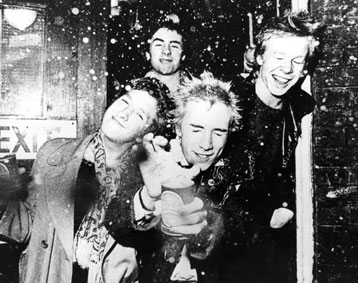 sexpistols YouTube Live: The Sex Pistolss Anarchy in Sweden 77