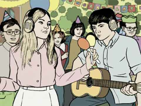 peter bjorn and john young folks webcastr CoS Top 50 Songs of the Decade: 50 26