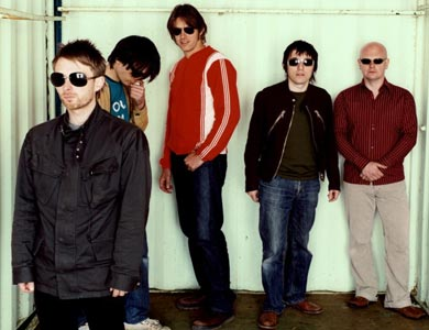 radiohead CoS Top 50 Songs of the Decade: 25 1