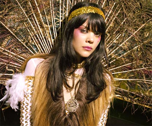 bat for lashes1 CoS Year End Report: The Top 50 Songs of 09: 50 26