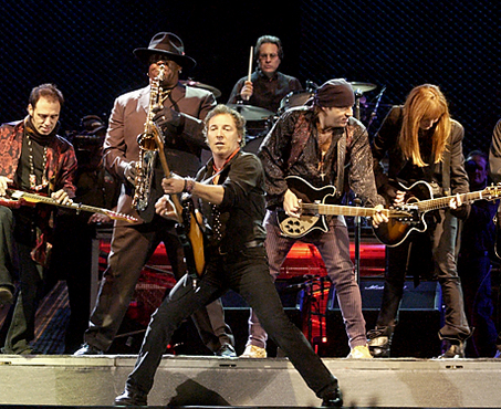bruce springsteen and the e street band CoS Live Act of the Decade: Bruce Springsteen and the E Street Band