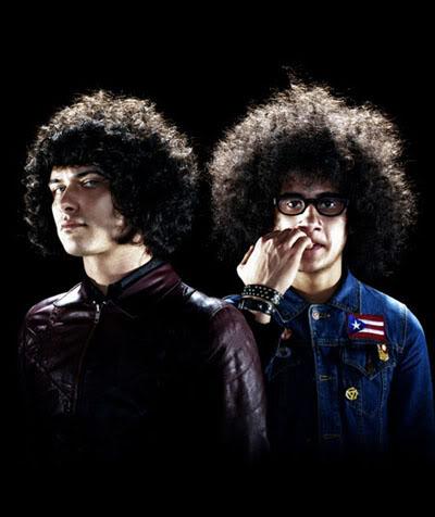 omar cedric Icons of Rock: Cedric Bixler Zavala and Omar Rodriguez Lopez