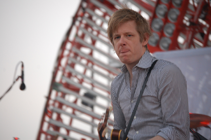 spoon The Ginger King Hits Kentucky: CoS at Forecastle 10