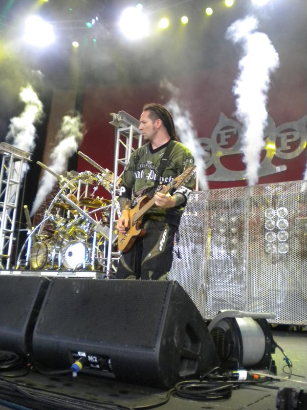 139 The Heat is On: CoS at Mayhem Festival 10