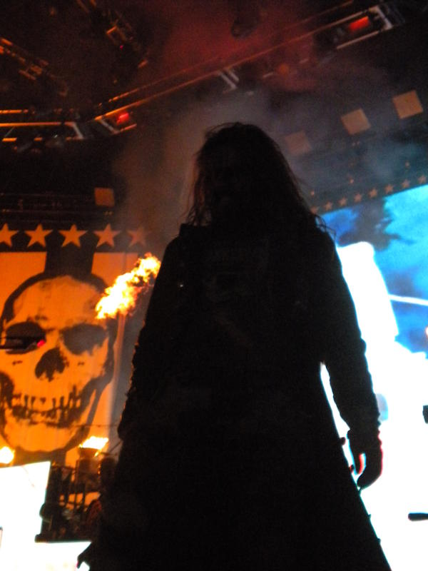 177 The Heat is On: CoS at Mayhem Festival 10