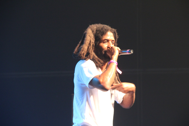 murs 3 Sun, Smoke, and Spittin' Rhymes: CoS at Rock the Bells 10