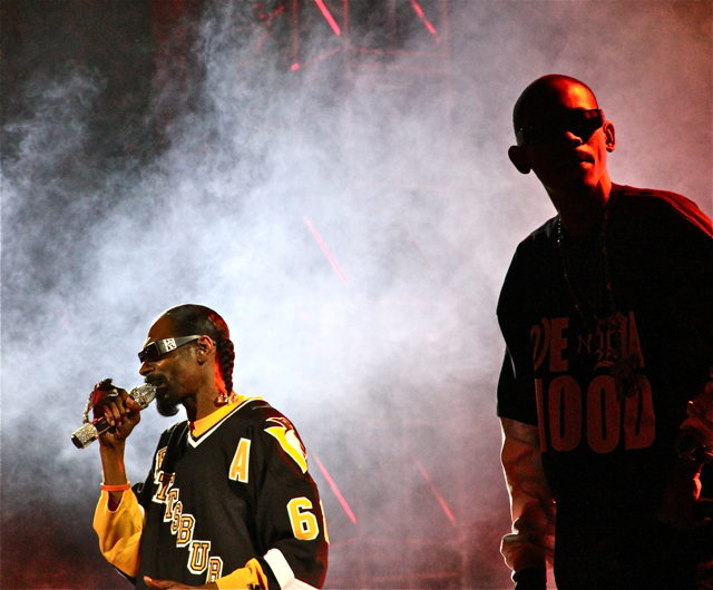 snoop dogg 14 Sun, Smoke, and Spittin' Rhymes: CoS at Rock the Bells 10