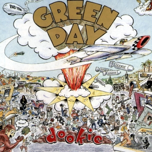 greenday dookie Consequence of Sounds Top 100 Albums Ever