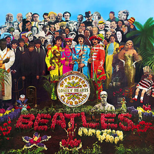 the beatles sgt peppers lonely hearts club band Consequence of Sounds Top 100 Albums Ever