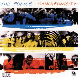 the police synchronicity album cover Consequence of Sounds Top 100 Albums Ever