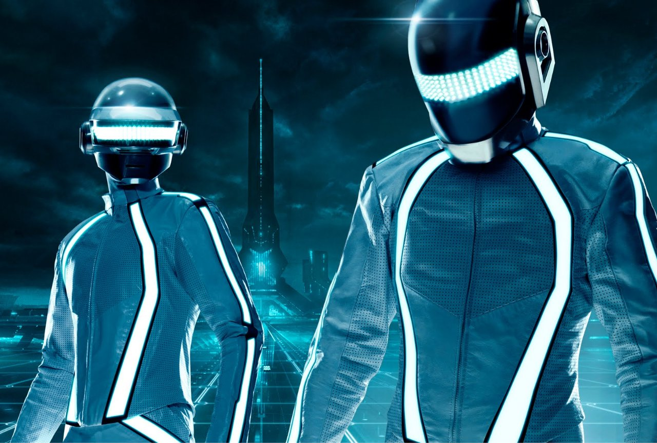 daft punk tron Daft Punk drop six minute sample of Tron: Legacy soundtrack