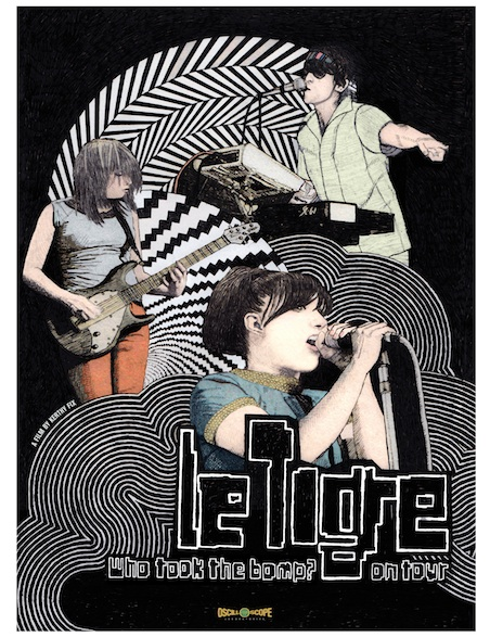 letigre Le Tigre tour documentary to premiere at South By Southwest