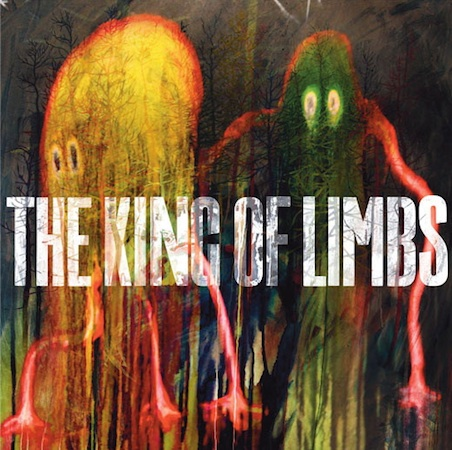 radiohead king of limbs Top 50 Albums of 2011