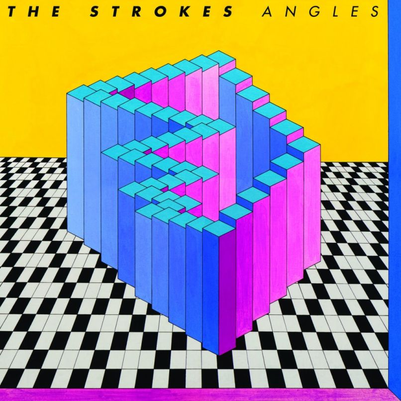 the strokes angles cover 1024x1024 Top 100 Songs of the 2010s