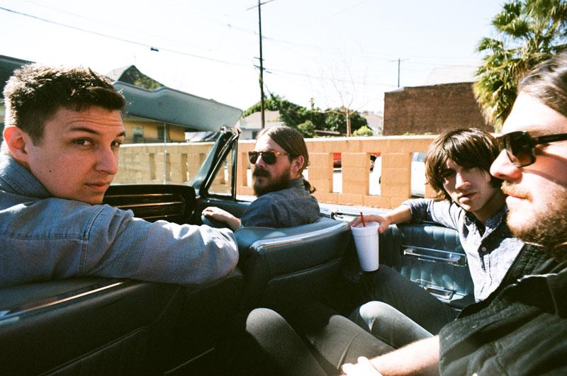 arctic monkeys 2011 Arctic Monkeys announce new album, Suck It And See