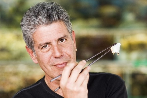 anthony bourdain no reservations The Top 10 Faces That Need to Curate a Music Festival