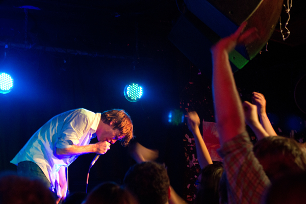 johnmaus puro 13 Live Review: John Maus and Puro Instinct at Chicagos Empty Bottle (6/25)