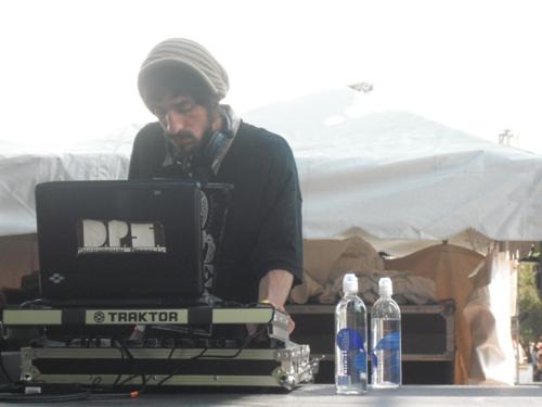 paranormal tek mon Festival Review: CoS at Movement 2011