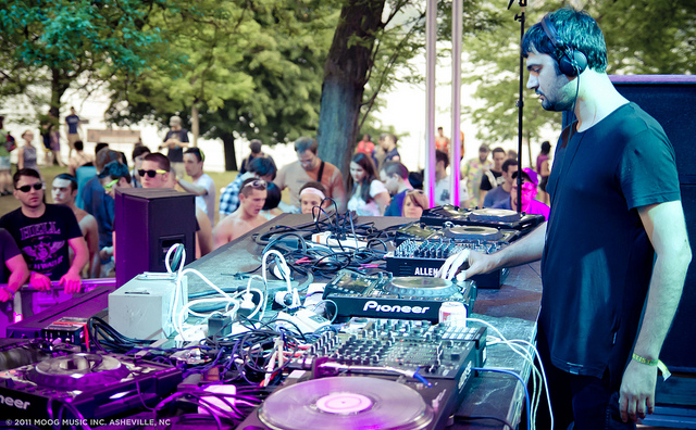 tini movement Festival Review: CoS at Movement 2011