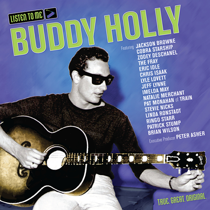 bh cover Brian Wilson, Zooey Deschanel tapped for second Buddy Holly tribute