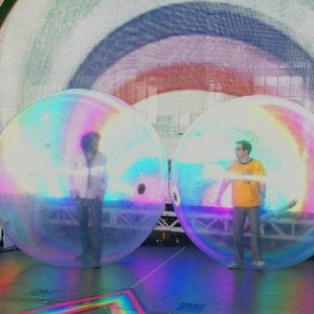 flweez448 Video: The Flaming Lips and Weezer jam on She Dont Use Jelly & Undone