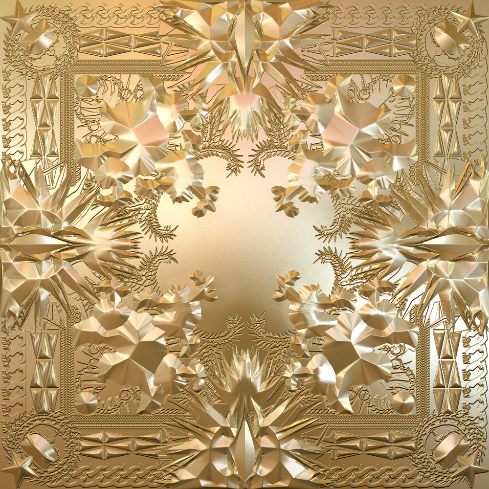 kanye jay watch the throne Top 50 Albums of 2011