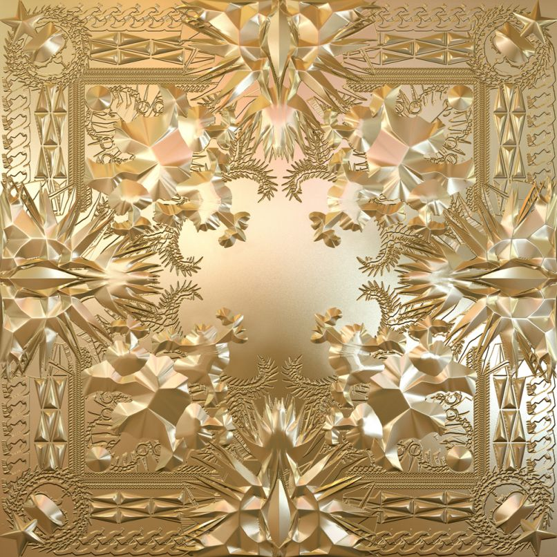 Kanye West and Jay-Z - Watch theThrone