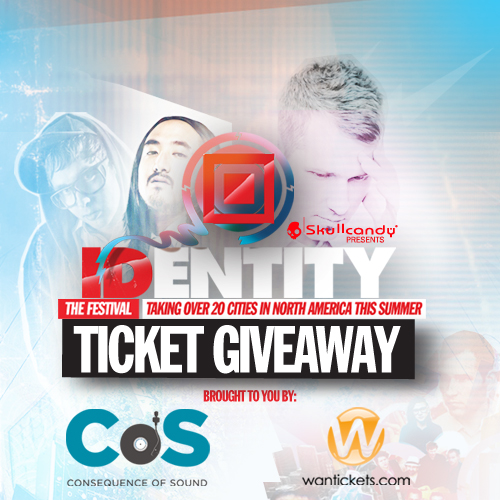 identity pic Giveaway: IDENTITY Festival 2011
