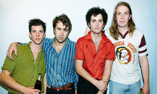 rsz the vaccines The Vaccines collaborate with Albert Hammond Jr.