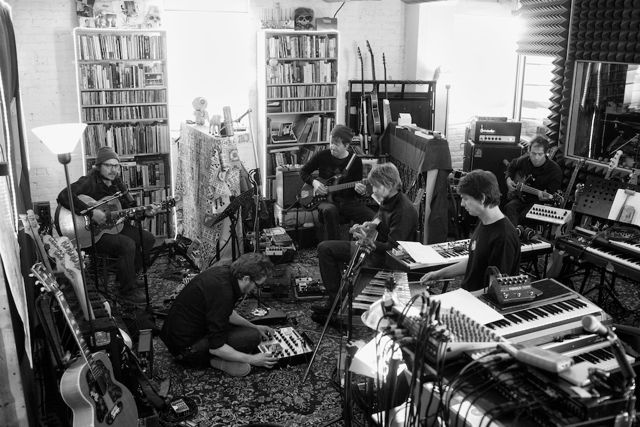 wilco Webcast: Wilco live from Merriweather Post Pavilion