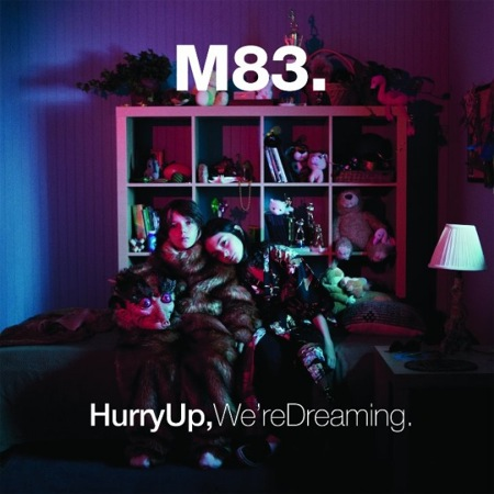 m83 hurry up were dreaming Top 50 Albums of 2011