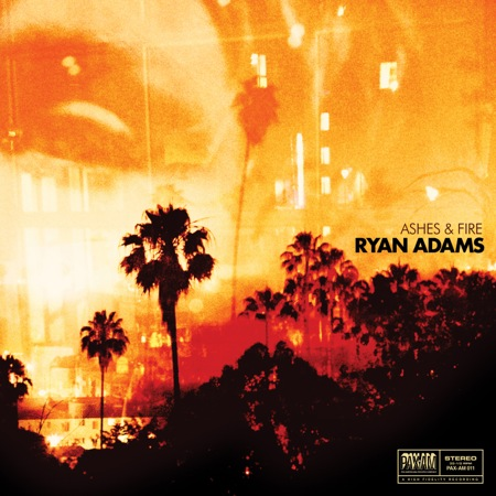 ryan adams ashes fire Top 50 Albums of 2011