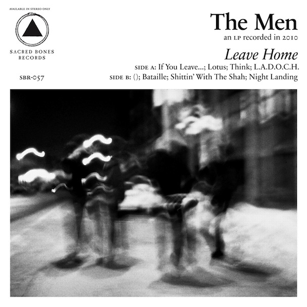 the men leave home Top 50 Albums of 2011