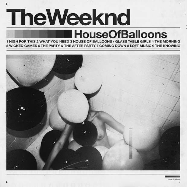 theweeknd1 Top 50 Albums of 2011