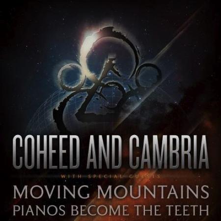 coheed tour Coheed and Cambria announces spring tour dates