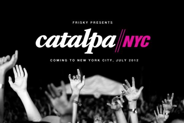 catalpa nyc e1342556391496 The Black Keys, TV on the Radio, Snoop Dogg to play Catalpa NYC 2012
