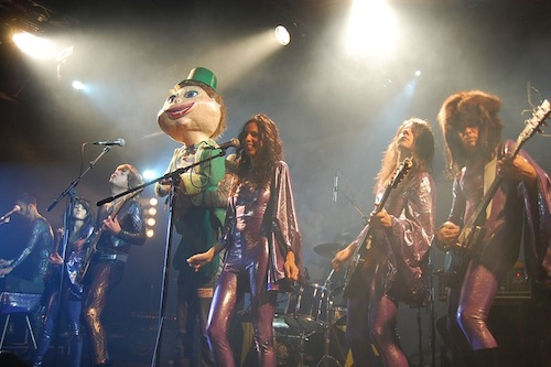 fsp14 Live Review: Glen Matlock, Hugh Cornwell, and Fancy Space People at Los Angeles Echoplex (3/17)