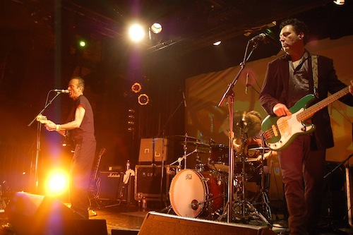 hugh10 Live Review: Glen Matlock, Hugh Cornwell, and Fancy Space People at Los Angeles Echoplex (3/17)