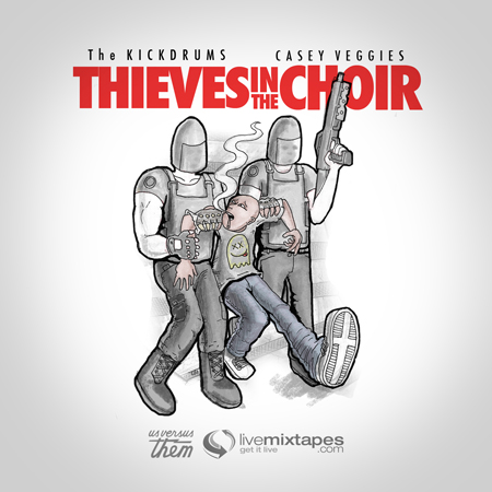 thievesinthechoiradj Check Out: The Kickdrums feat. Casey Veggies   Thieves In The Choir