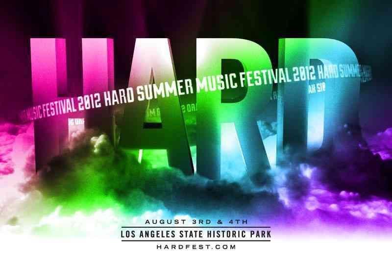 hard summer 2012 Skrillex, Bloc Party, Miike Snow to play HARD Summer 2012