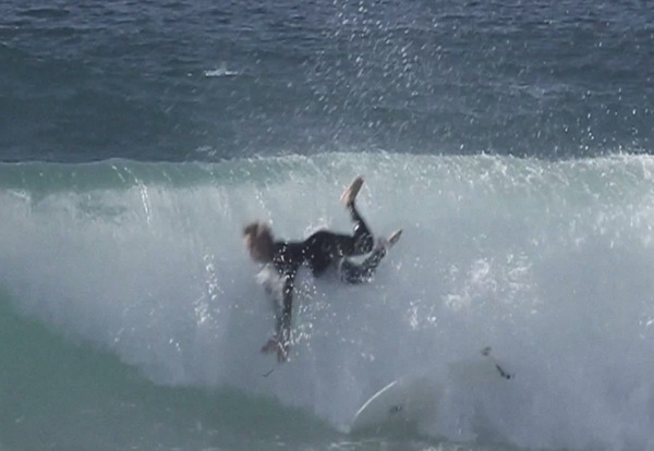 off wipe out Video: OFF!   Wiped Out