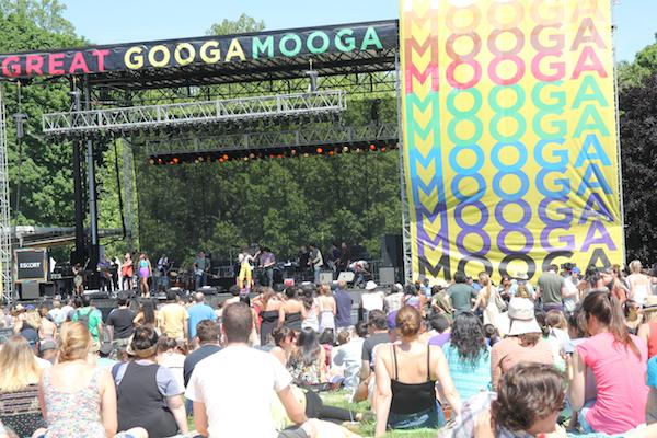 escort Festival Review: The Great GoogaMooga