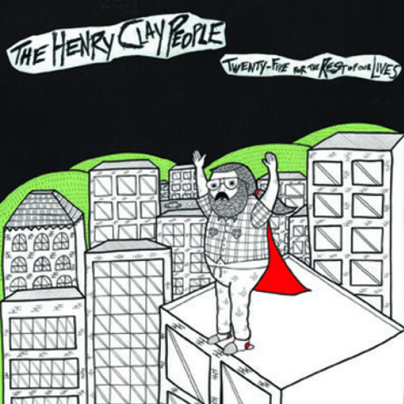 hcp coverart Check Out: The Henry Clay People   Hide