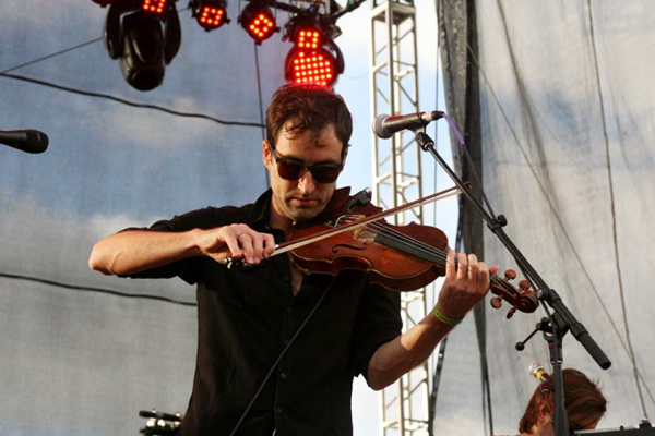 andrewbird3 Festival Review: CoS at Forecastle 2012