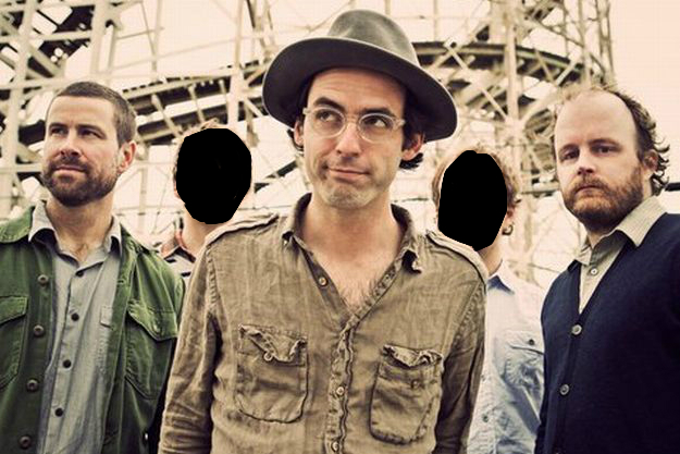 clap your hands say yeah sans Two members leave Clap Your Hands Say Yeah