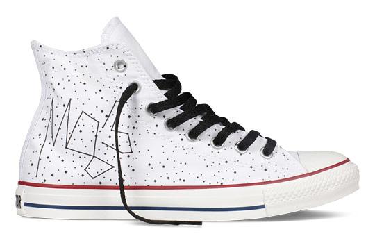 m83 shoe M83 designs Converse shoe